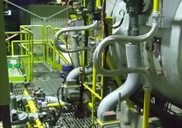 Rotary Furnace Combustion System